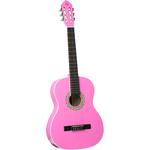 CS-10 Pink Eko Guitars, Classical Guitar with Gig Bag