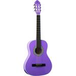 Eko Cs5 Violet, classical guitar, 3/4 size, gig bag included